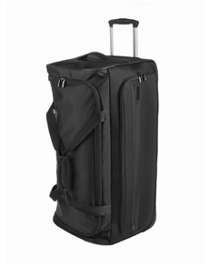 gifts: Cellini Xpress Trolley Duffle Bag Black Large!