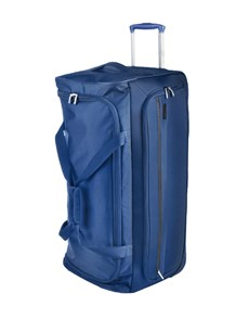 gifts: Cellini Xpress Trolley Duffle Bag Blue Large!