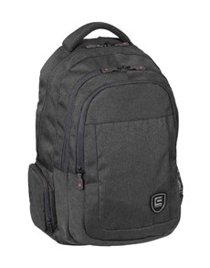 brand: Cellini Uni King Multi Pocket Backpack Anthrocite!