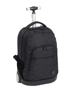 brand: Cellini Uni Trolley Backpack Anthrocite!