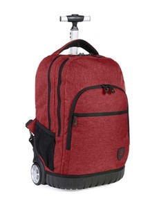 brand: Cellini Uni Trolley Backpack Red!