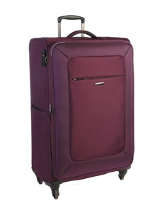 brand: Cellini Tempo Wheel Trolley Plum Large!