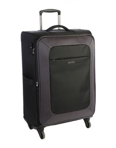 brand: Cellini Tempo Wheel Trolley Black Medium!