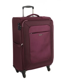 brand: Cellini Tempo Wheel Trolley Plum Medium!