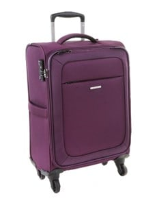 brand: Cellini Tempo Wheel Trolley Plum!