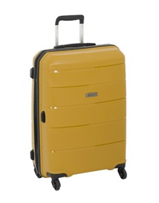 brand: Cellini Spinn Wheel Trolley Marigold Large!