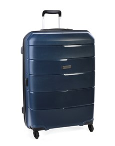 brand: Cellini Spinn Wheel Trolley Navy Large!