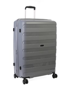 brand: Cellini Sonic Check In Wheel Trolley Grey Large!