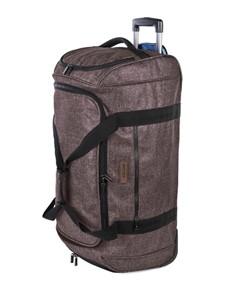 brand: Cellini Origin Trolley Duffle Bag Hickory!