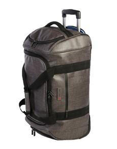 brand: Cellini Origin Trolley Duffle Bag Hickory Large!