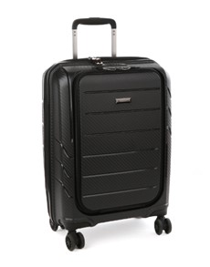 gifts: Cellini Microlite Wheel Carry On Bag Black!
