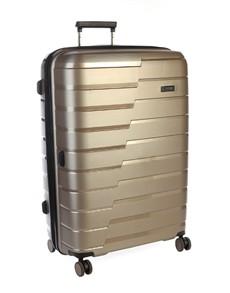 gifts: Cellini Microlite Wheel Trolley Case Gold!