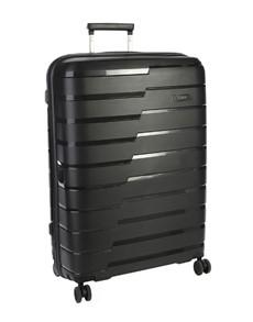 gifts: Cellini Microlite Wheel Trolley Case Black!