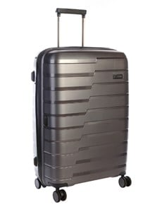 gifts: Cellini Microlite Xpander Trolley Case Charcoal!