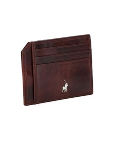 brand: Polo Etosha Card Wallet Brown !