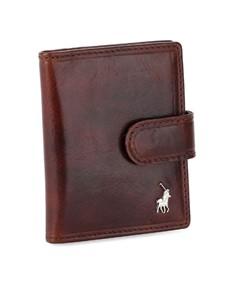 gifts: Polo Etosha Credit Card Holder Brown!