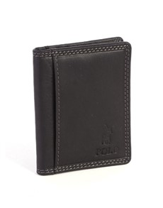 brand: Polo Tuscany Credit Card Wallet Black Medium!