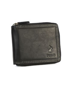 gifts: Polo Tuscany Zip Around Wallet Black!