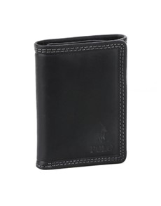 brand: Polo Tuscany Trifold Wallet Black!