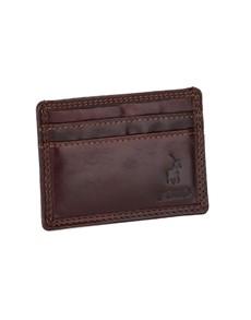 gifts: Polo Kenya Money Clip Wallet Brown !