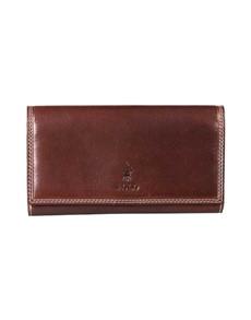 gifts: Polo Kenya Zip Pocket Wallet Brown!