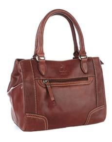 brand: Polo Andes Shopper Handbag Brown!