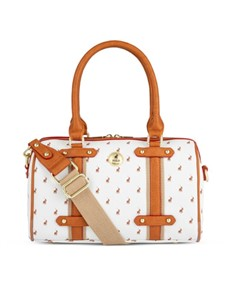 brand: Polo Heritage Dome Handbag White!