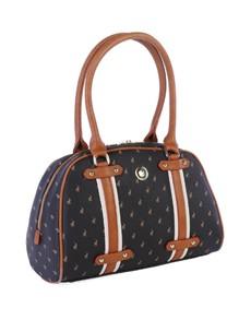 brand: Polo Heritage Shopper Handbag Brown!
