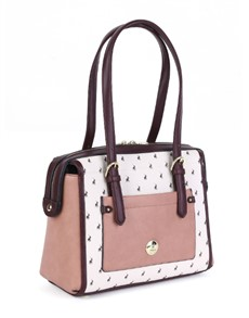 Polo Stradford Shopper Handbag Blush