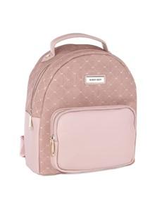brand: Sissy Boy Printed Denim Backpack Pink!