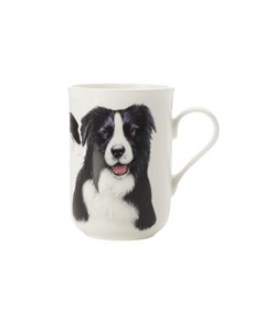 brand: Maxwell & Williams Pets Border Collie Dog Mug!