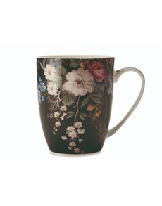 gifts: Maxwell & Williams Coupe Midnight Blossom Mug!
