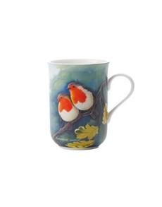 brand: Maxwell & Williams Birds Robins Gift Mug!