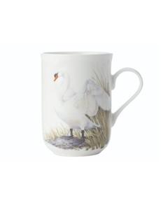 brand: Maxwell & Williams Birds Swans Mug!