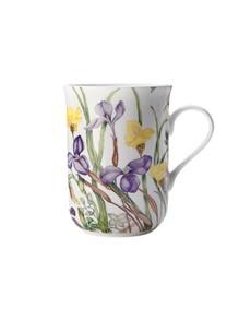 brand: Maxwell & Williams Botanic Garden Iris Mug!