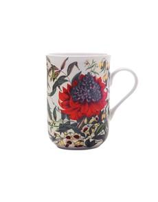 brand: Maxwell & Williams Botanic Garden Waratah Mug!