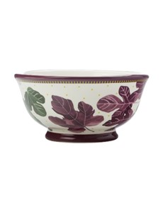 brand: Maxwell & Williams Fig Garden Footed Bowl!