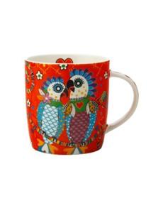brand: Maxwell & Williams Love Hearts Mug  Fan Club!