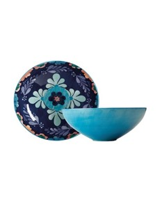 Picture of Maxwell & Williams Majolica Blue Round Bowl!