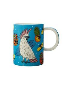 brand: Maxwell & Williams Mulga Cockatoo Mug!