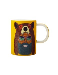 brand: Maxwell & Williams Mulga Bear Man Mug!