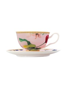 brand: Maxwell & Williams Contessa Rose Cup and Saucer!
