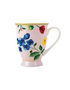 brand: Maxwell & Williams Contessa Rose Footed Mug!