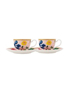 Picture of Maxwell & Williams Contessa Rose Cup Saucer Set!