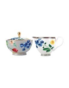 brand: Maxwell & Williams Contessa Tea Time Set White!
