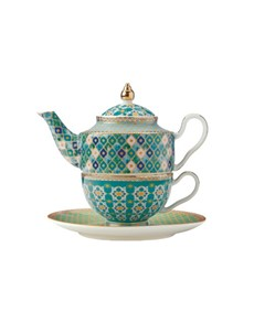 brand: Maxwell & Williams Kasbah Tea For One Mint!