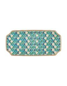 brand: Maxwell & Williams Kasbah Rectangle Platter Mint!