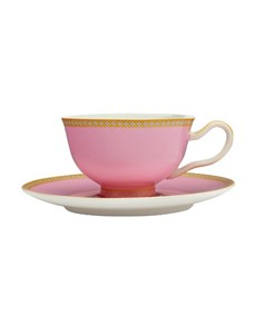 brand: Maxwell & Williams Kasbah Cup Saucer Hot Pink!