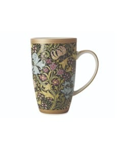 brand: Maxwell & Williams Golden Lily Black Mug!