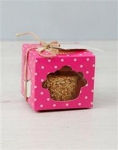 gifts: Cupcake Birdseed Cake!
